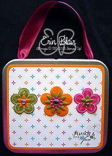 Flower Fusion Tin