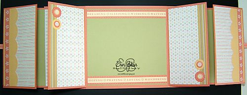 Special Delivery-Girl-Flap Fold Album-4