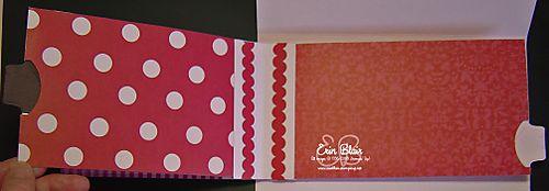 Bella Rose Envelope Album-6
