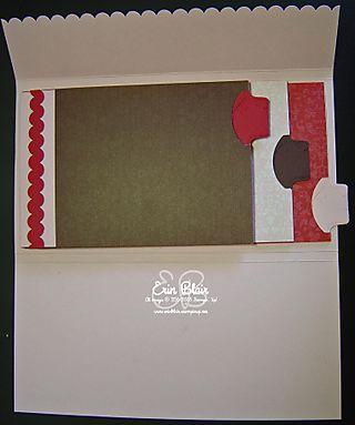 Bella Rose Envelope Album-3