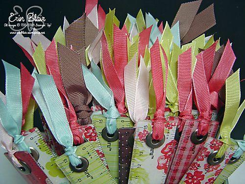 Ruler Bookmarks-sneak peek