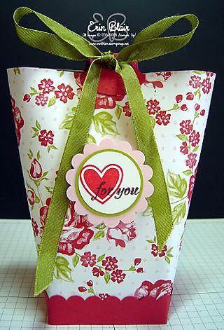 Bella Rose Box in a Bag