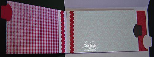 Bella Rose Envelope Album-5