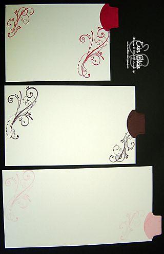 Bella Rose Envelope Album-8