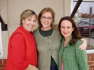 Melissa, Erin & Julianne