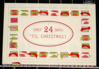 SU Countdown to Christmas