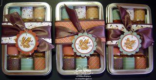 Autumn Vine Nugget Boxes