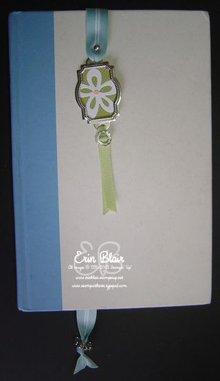 Hodgepodge Hardware Bookmark--plain book