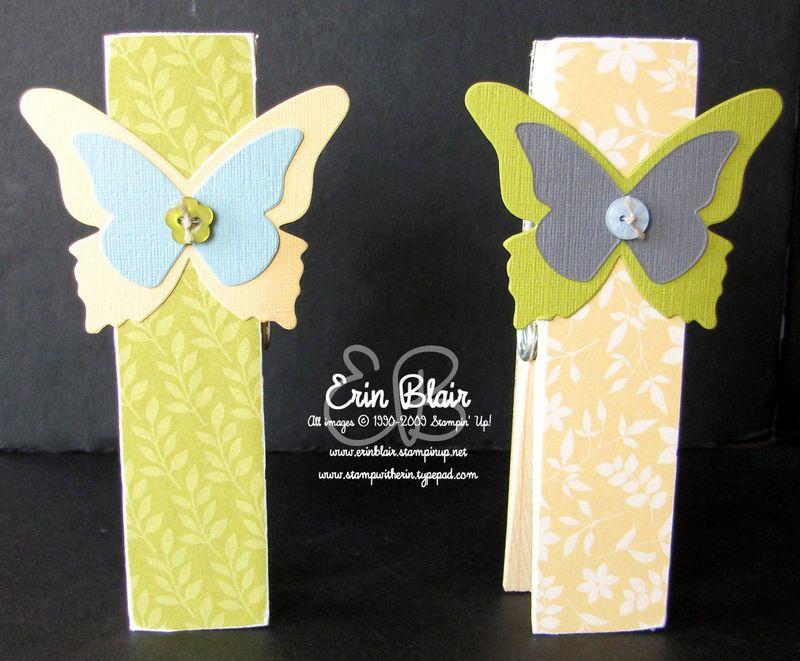 Jumbo Clothespins