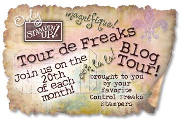 Tour de Freaks Logo
