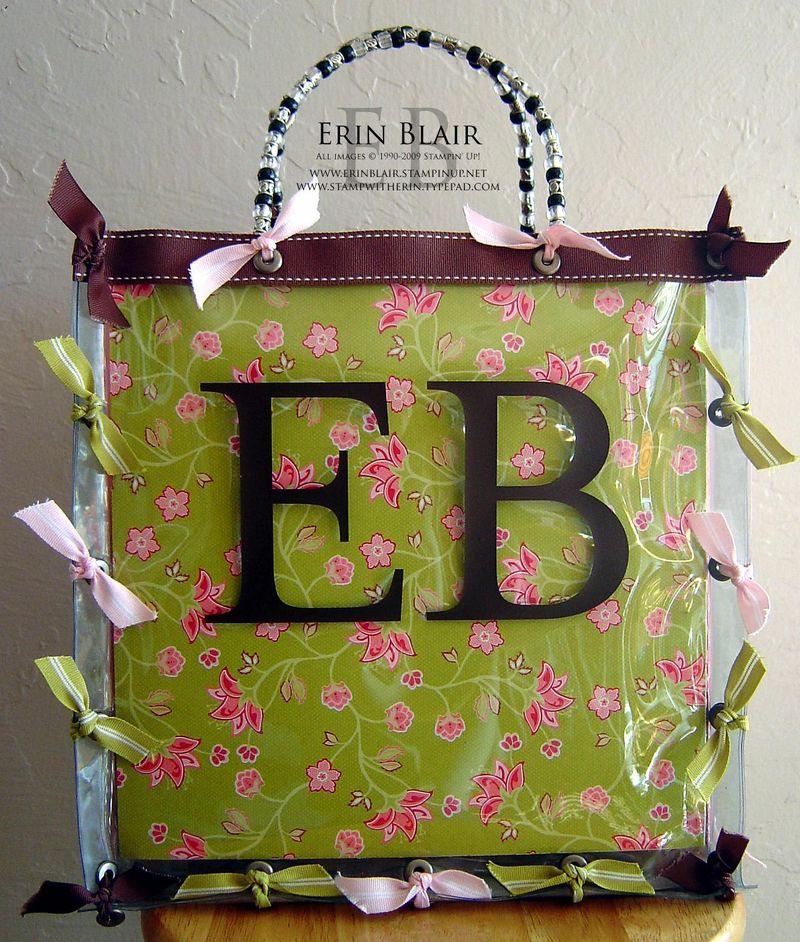 Raspberry Tart DSP Bag
