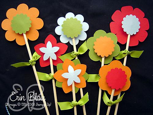 Blooms Bouquet-Back