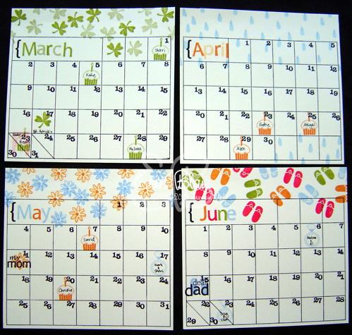 Clipboard Calendar-1